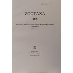 Zootaxa 1287 - HARD COPY