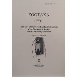 Zootaxa 1023 - HARD COPY