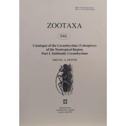 Zootaxa 946 - HARD COPY
