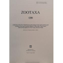 Zootaxa 1288 - HARD COPY