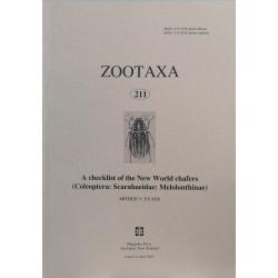 Zootaxa 211 - HARD COPY