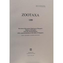 Zootaxa 1488 - HARD COPY