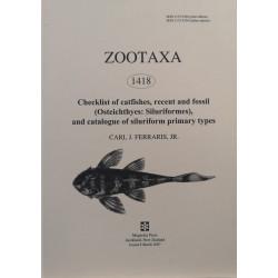 Zootaxa 1418 - HARD COPY