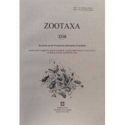 Zootaxa 2318 - HARD COPY
