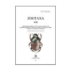 Zootaxa Coleoptera 2001...